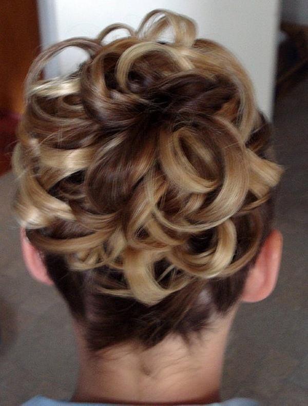 Up dos: Formal Upstyl, Up Dos, Medium Length Hair, Prom Hair, Curly Hair Updo, Medium Hair Updo Style, Hair Style, Hair Updo Medium Length, Medium Length Updo Hairstyles