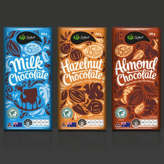 Marque - Indulging in chocolate