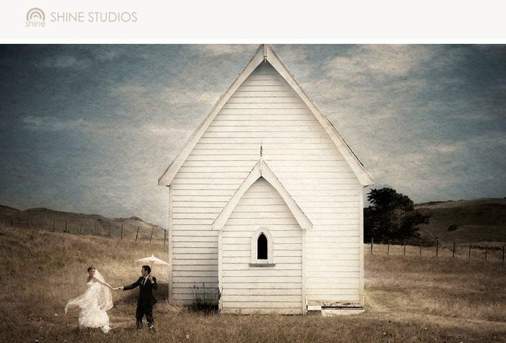 Lauretta and Blair Quax, Shine Studios, am amazing shot