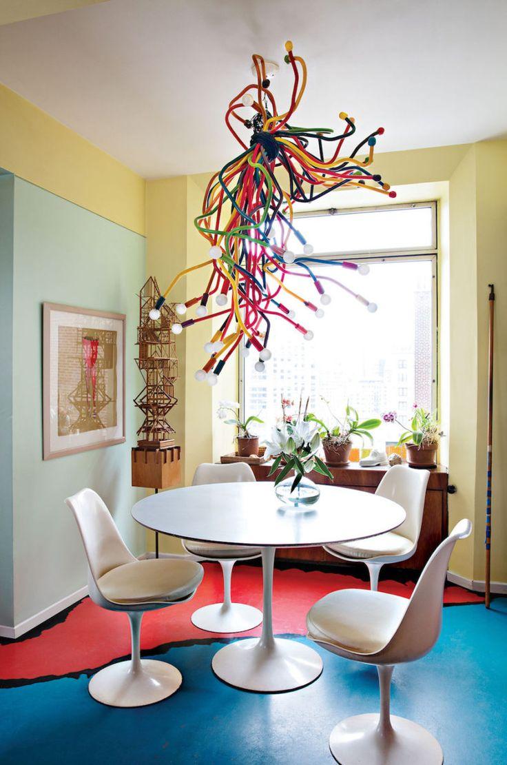 An Eccentric Park Avenue Apartment