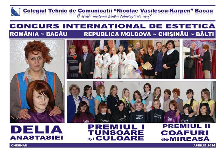 Concurs Estetică (Chișinău)