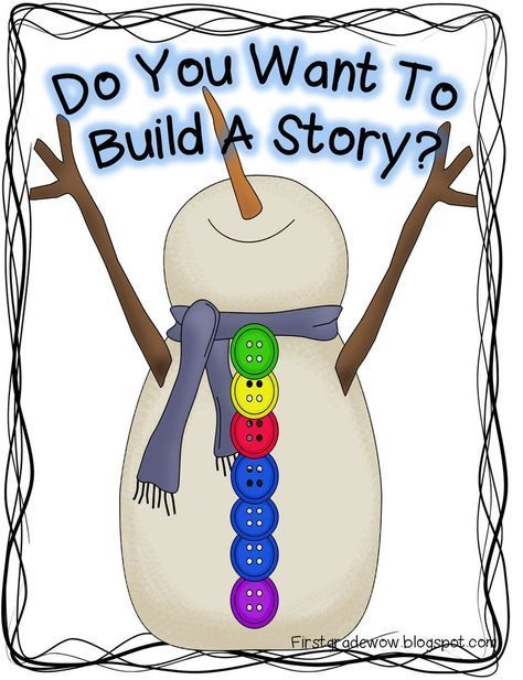 A great assortment of literacy, math, and science activities about snow, free from First Grade WOW!