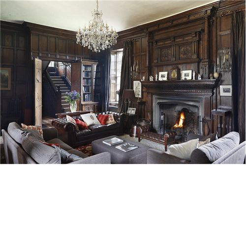 30 Classic Home Library Design Ideas Imposing Style: Groombridge Place [group] Most