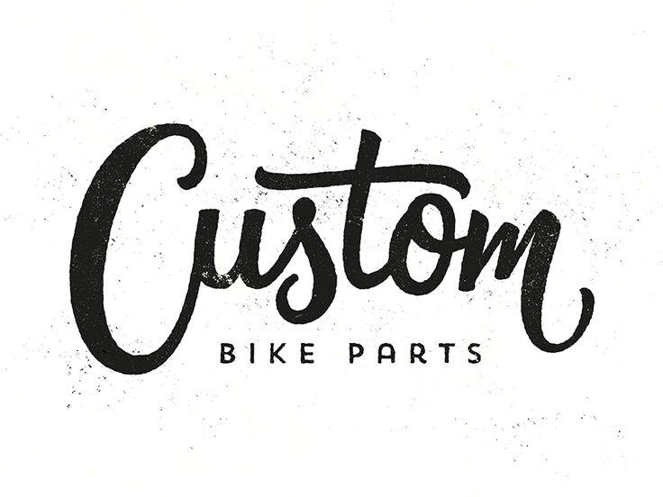 Custom Bike Parts