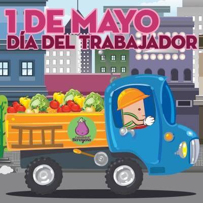 1ro de mayo dia del trabajador 2014