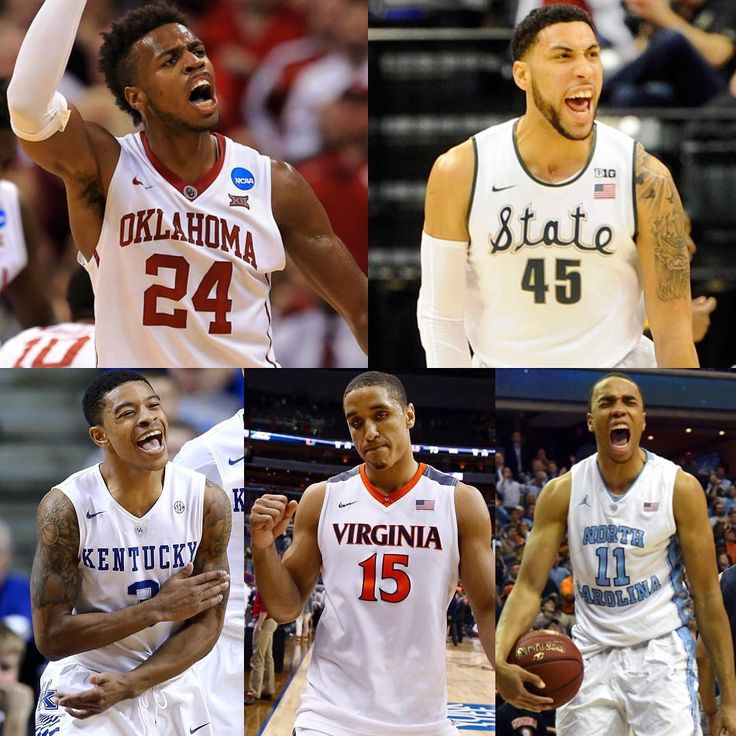 The 2016 AP All-America team is STACKED: Buddy Hield, Denzel Valentine, Tyler Ulis, Malcolm Brogdon, and Brice Johnson. 3/29/2016