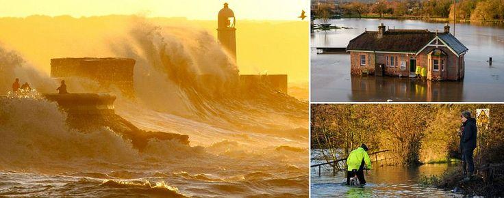 Flooding UK 2014
