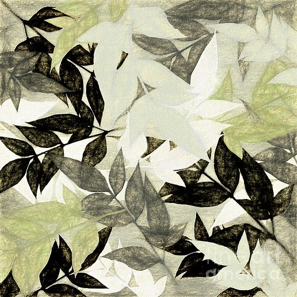 Textured #Leaves #Abstract by #Kaye_Menner #Photography Quality Prints Cards Products at: http://kaye-menner.pixels.com/featured/textured-leaves-abstract-by-kaye-menner-kaye-menner.html