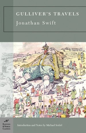 places in gullivers travels Gulliver's travels by jonathan swift gulliver's travels the publisher to the reader as given in the original edition  i do, in the next place, complain of my .