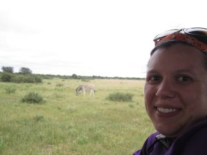 Psychology major Katey talks about studying abroad and culture shock in Botswana #travel #Africa #Botswana