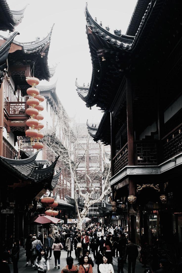 classyxsexxy:  Shanghai Streets. | cXs