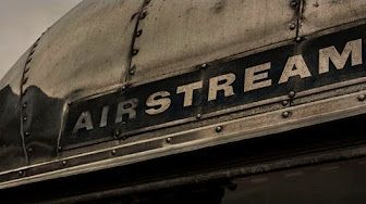 vintage airstream camper for sale - YouTube