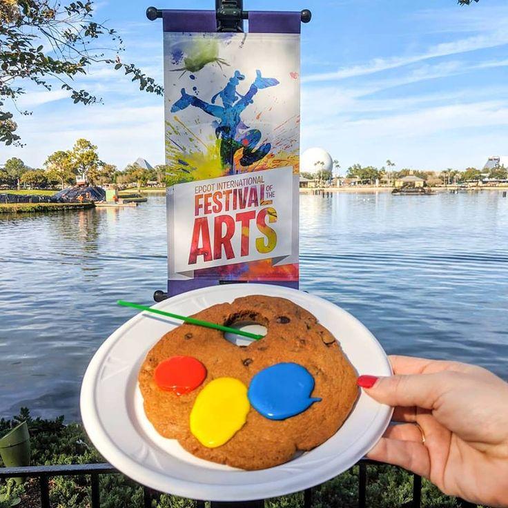 Jumbo cookie, YES PLEASE! 🍪 The Artist Palette Jumbo
