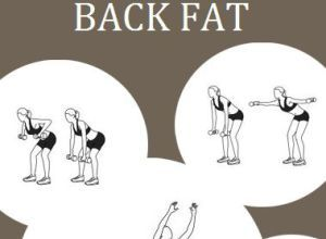 Top 8 Exercises to Get Rid of Back Fat
