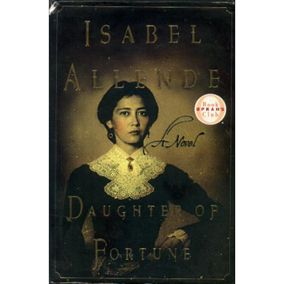 The Daughter of Fortune is Eliza Sommers, a young Chilean girl of mysterious origins. Left as a baby on the doorstep of the Sommers, an English family living in Valparaiso, she is adopted by the spinster Rose Sommers and raised to be a proper English lady. But an equally strong childhood influence is Mama Fresia, the Sommers' Indian servant, at whose apron strings Eliza learns the culinary and medicinal secrets of an ancient culture--secrets that will serve her well.