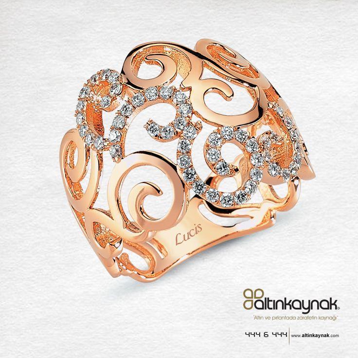 #Altınkaynak - #Mücevher - #Pırlanta - #Altın - #Yüzük #Fantazi / #Diamond - #Gold - #Ring #Jewelry #Fantasy