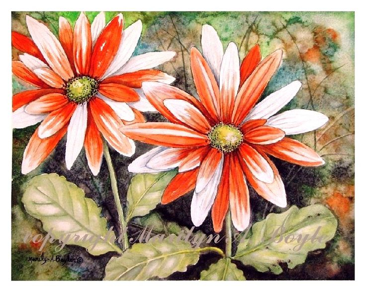 One of my watercolor paintings, Can be viewed at www.etsy.com/shop/originalsandmore
