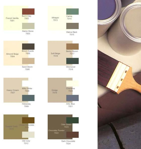 61 best images about western color palettes on pinterest New orleans paint colors