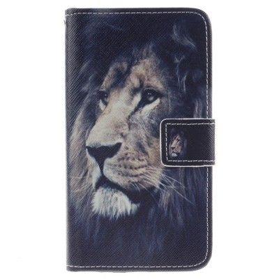 Housse LG K8 Dreaming Lion