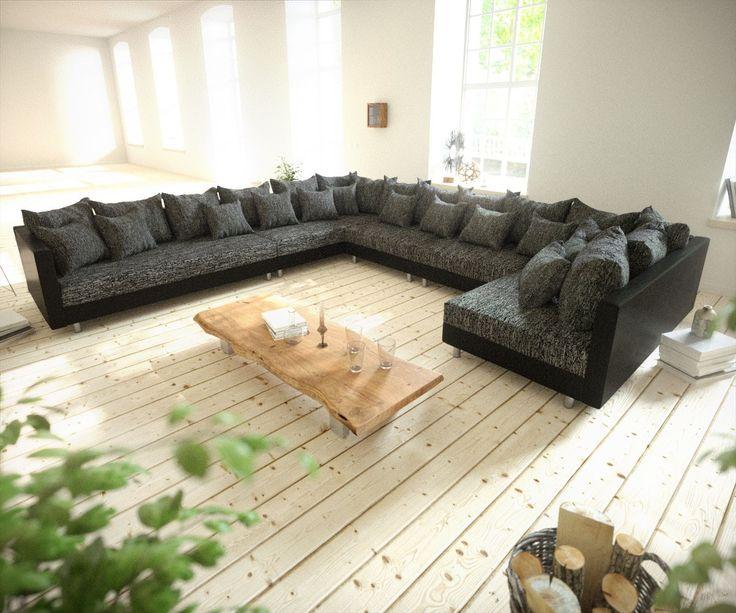 xxl sofas bilder bettfunktion design | vitaplaza, Wohnzimmer dekoo