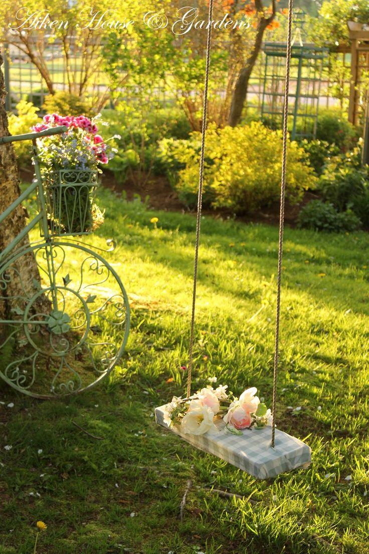 best romanttinen puutarha romantic garden images on pinterest