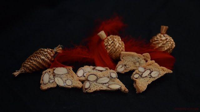 Laskominy od Maryny: Mandlové lupínky