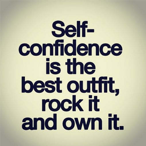 Dress for success #motivation #SelfConfidence #rockstar