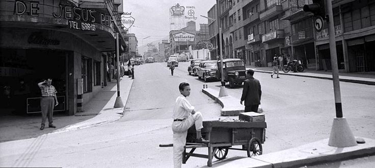 San Juan con Palace en 1960