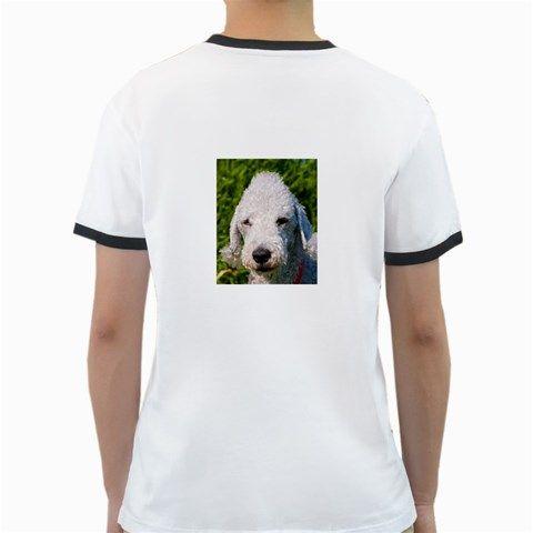 Bedlington+Terrier+Ringer+T-Shirts