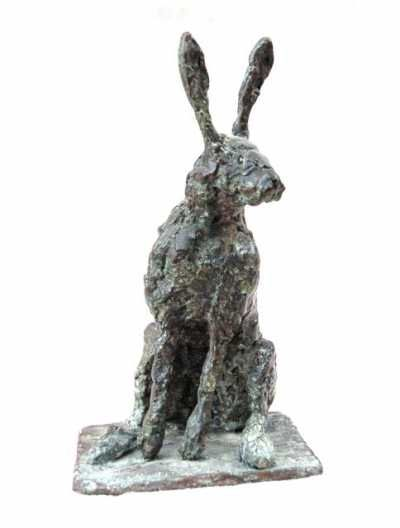 Best images about the hares rabbits sculptures