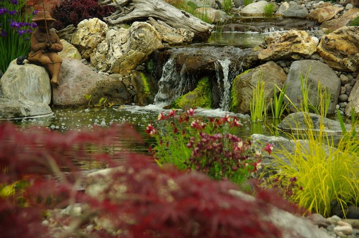 Jurassic Excavating & Landscaping - Water Features, Waterfalls, Ponds & Streams, Excavating, Landscaping
