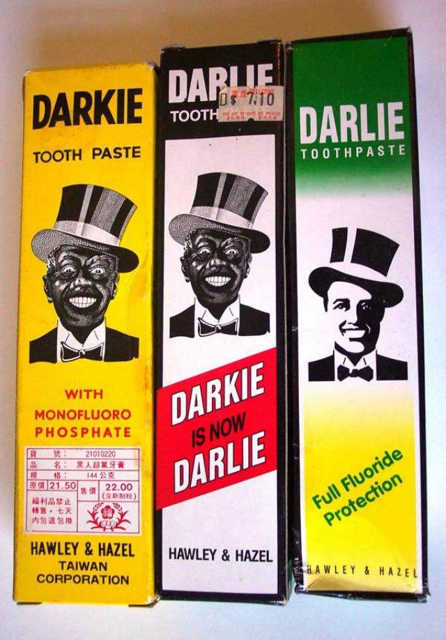 After more than three years of pressure from shareholders, religious groups and blacks, the Colgate-Palmolive Company announced in 1989 that it would rename Darkie, a popular toothpaste that it sells in Asia, and redesign its
