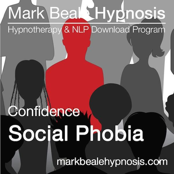 Social Phobia Fear of people Anxiety situations confidence hypnosis treatment