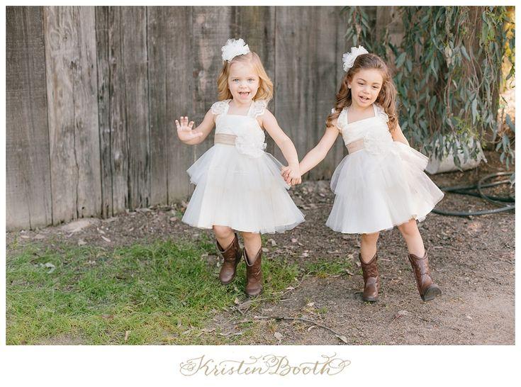 Best 20  Country Flower Girls ideas on Pinterest | Baby flower ...