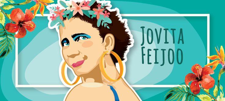 Jovita - vector illustration