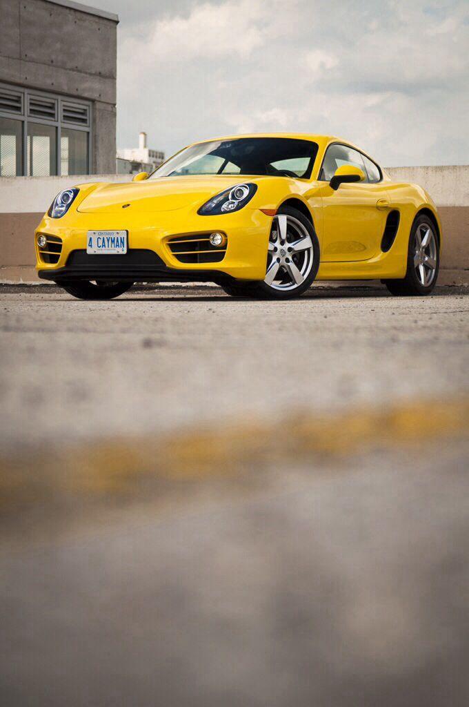 Porsche 981 Cayman #porsche