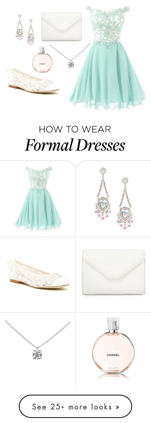 """Geen titel #1"" by lise-buelen on Polyvore featuring Soludos, Neiman Marcus, Chanel and Tiffany & Co."