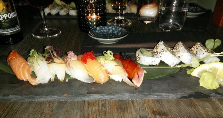 Sushi Devil in Drottningatan has the best sushi in Stockholm #sushidevil #stockholm