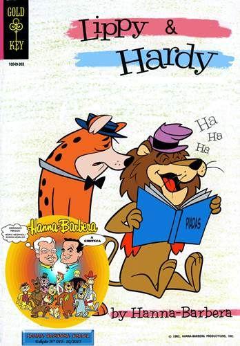 Lippy e Hardy - 001