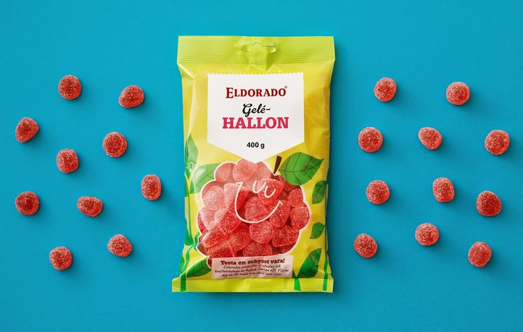 Eldorado Candy packaging