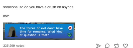 "When there was this summary of your dating life. | 18 Hilarious Tumblr Posts Only ""The Sims"" Fans Will Get"