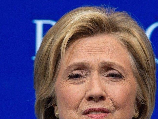 Image  Democratic presidential candidate Hillary Clinton speaks CNN Money