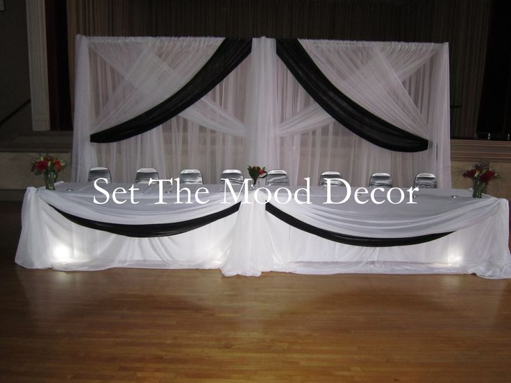 Red White and Black Wedding Decorations White and Black Wedding