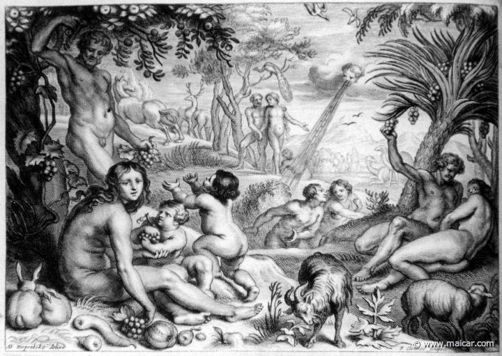 2602: The Golden Age.Les METAMORPHOSES D'OVIDE EN LATIN ET FRANÇOIS, DIVISÉES EN XV LIVRES. TRADUCTION DE Mr. PIERRE DU-RYER PARISIEN, DE L'ACADEMIE FRANÇOISE. MDCLXXVII.