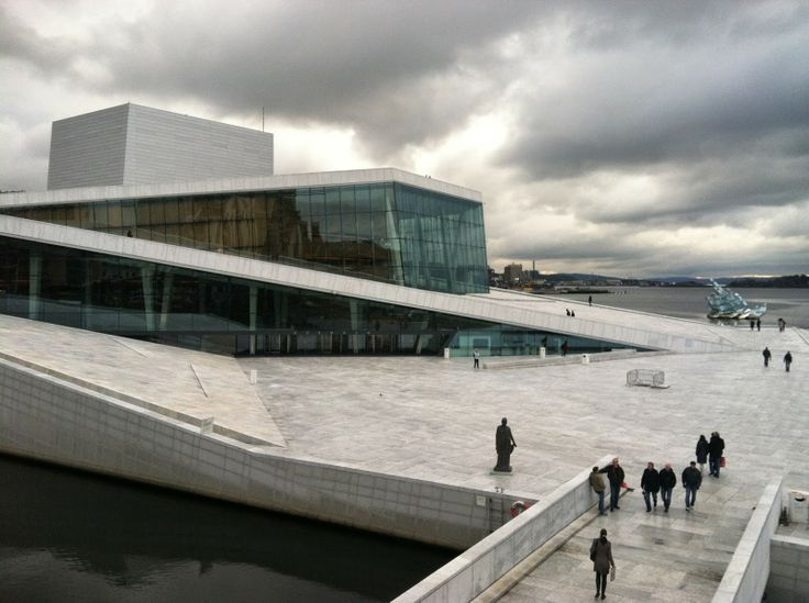 Oslo, Norway: Opera House