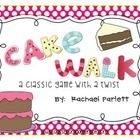 Use this fun classic game to practice rounding in your classroom.  Students play in the style of a cake-walk game where they walk around in a circl...