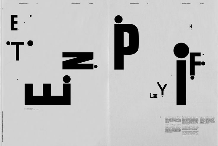 design, typography, layout, spread, type,