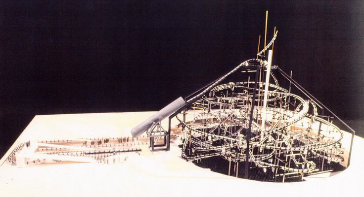 Space Mountain Mission 2 Model (page 4) - Pics about space