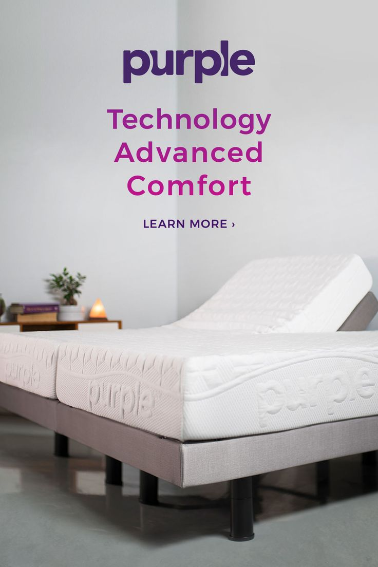 The biggest mattress technology advancement in 80 years, and the only one to pass the Raw Egg Test! The Purple Mattress is the perfect bed. Thanks science!
