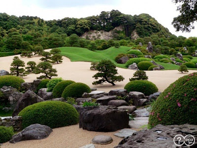 Karesansui: Giardini di roccia giapponesi